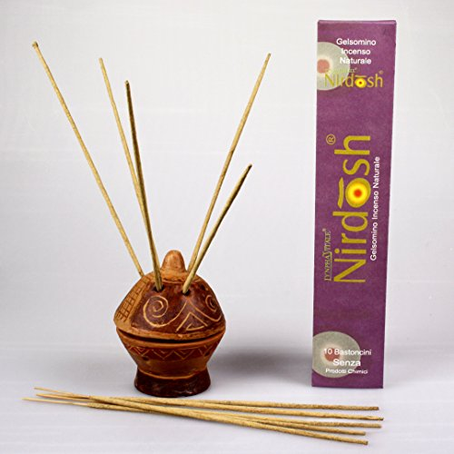 Incenso naturale nirdosh al gelsomino - bastoncini di incenso