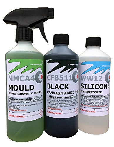 convertible-roof-cleaner-kit-fabric-soft-top-dye-mould-remover-and-water-sealer