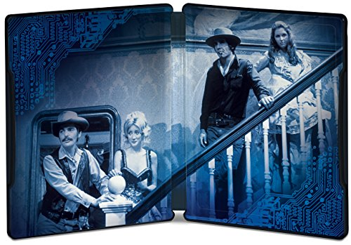 Image de Westworld (MondWest) - Édition Limitée SteelBook - Blu-ray [Warner Bros. France]