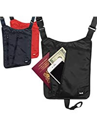 Hava: Corps de sécurité de voyage/Portefeuille/passeport Support avec protection RFID