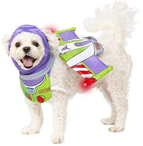 Rubie's Disney-Toy Story, Kostüm-Zubehör, Buzz Lightyear (Disney Kostüme Für Hunde)
