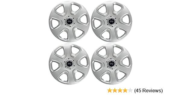 "Set of Four 1748782 Genuine Ford Ka 14/"" Wheel Trims"