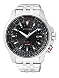 Citizen Herren-Armbanduhr XL Promaster Sky Analog - Digital Quarz Edelstahl BJ7070-57E