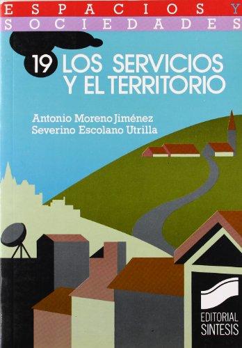 Los servicios y el territorio (Espacios y sociedades)
