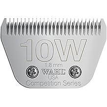 Wahl competencia hoja número 10W Full diente de ancho