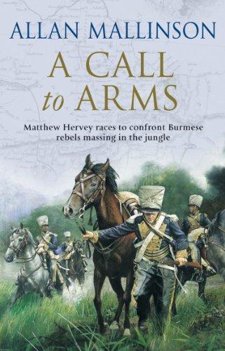 A Call To Arms: (Matthew Hervey 4) (English Edition) -