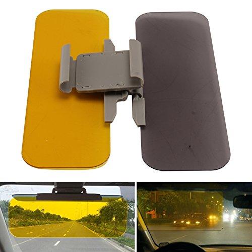JUEYAN Blendschutz Auto Sonnenschutz Sichtschutz Schutz vom Auto Licht UV-Strahlen und Sonnenlicht für Nacht und Tag