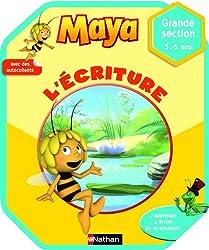 Maya l'abeille - L'écriture - 5/6 ans