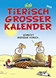 Uli Stein Tierisch großer Kalender 2018 - Uli Stein