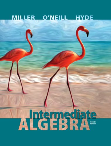 Intermediate Algebra, 4th edition