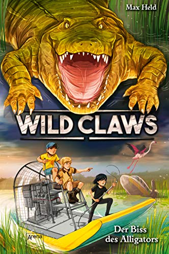 Wild Claws (2). Der Biss des Alligators -