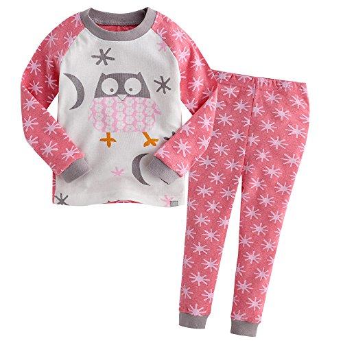 vaenait-baby-saugling-kinder-langarm-zweiteilige-schlafanzuge-set-snow-owl-pink-m