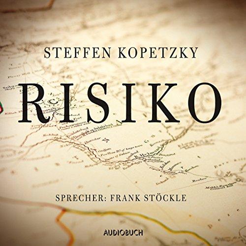 Buchseite und Rezensionen zu 'Risiko' von Steffen Kopetzky