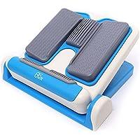 66Fit - Tabla de estiramientos (Ajustable), Color Azul