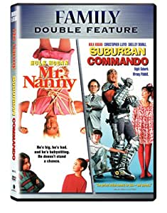 Mr Nanny & Suburban Commando [DVD] [1991] [Region 1] [US Import] [NTSC]