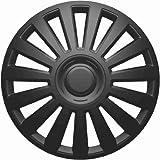 Universal Radzierblende Radkappe Luxury schwarz 16