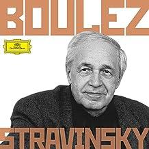 Boulez dirige Stravinsky (Coffret 6 CD)
