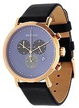 Bering Time Herren-Armbanduhr Chronograph Quarz Leder 10540-567