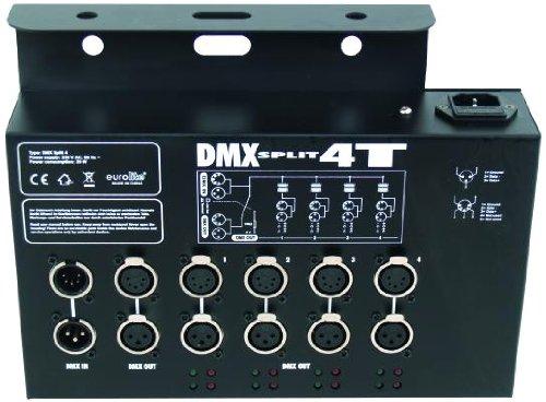 Die Isolierung Booster (EUROLITE DMX Split 4T)
