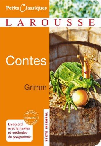 Contes de Grimm (Petits Classiques Larousse t. 149...