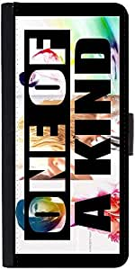 Snoogg One Of A Kinddesigner Protective Flip Case Cover For Moto-G2