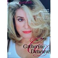 Catherine Deneuve - Télérama Portrait- Coffret Livret + 2 films DVD