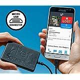 PetScanner Lector de Microchip escáner de microchips más económico del Mundo con aplicación Gratuita No Halo – Identifica al Instante Mascotas con Nuestra App Android – Lector FDX-B (Micro USB)