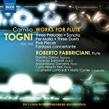Picture Of Camillo Togni: Works for Flute [Roberto Fabbriciani; Massimiliano Damerini; Dorothy Dorow; Mario Conti] [Naxos: 8573731]
