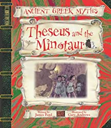 Theseus and the Minotaur (Ancient Greek Myths)