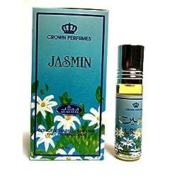 JASMIN 6ml Perfume Al Rehab...