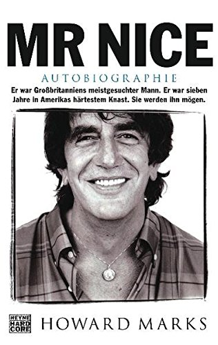 Mr Nice: Autobiographie