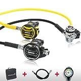 Apeks Atemregler XTX 200 XTX 40 Komfort Set -geprüft und