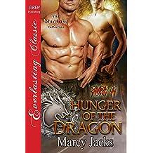Hunger of the Dragon [Fury 11] (Siren Publishing Everlasting Classic ManLove)