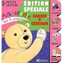 TOUT LE PROGRAMME MATERN. PS AVEC CD    (Ancienne Edition)