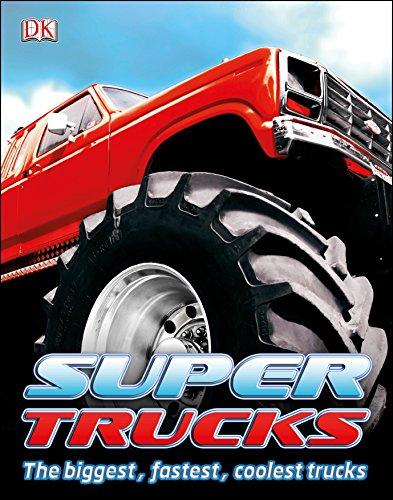 SuperTrucks (English Edition) por DK