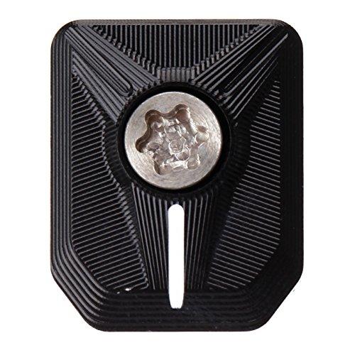1pc Golf Sliding Movable Gewicht Slider Schraube für TaylorMade M1 Treiber 5 7 9 11 13g - Schwarz 13g (Golf Taylormade Gewichte)