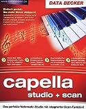 Capella Studio und Scan