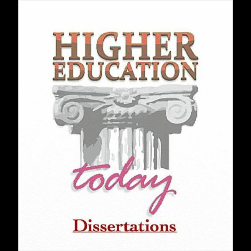 unl higher education dissertations The doctoral specialization in educational leadership and higher education provides academic preparation and professional development for those individuals interested.