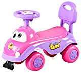 Baybee funny Ride-on Car (Red)