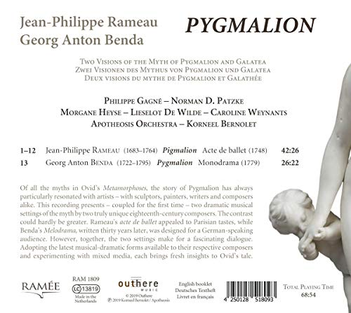 Zoom IMG-1 pygmalion