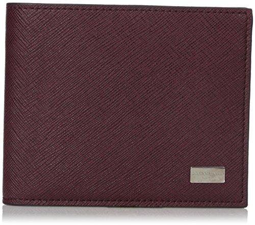 bruno-magli-mens-neoclassico-wallet-wine-one-size