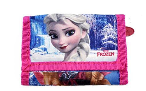 Frozen d94009 mc - portafoglio winter time, multicolore