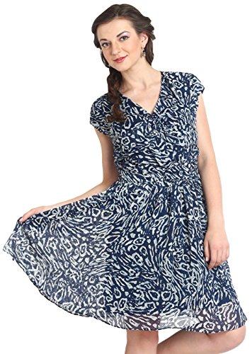 Avirate Women's Cocktail Dress (AVDR100855_Multi-Colored_6)