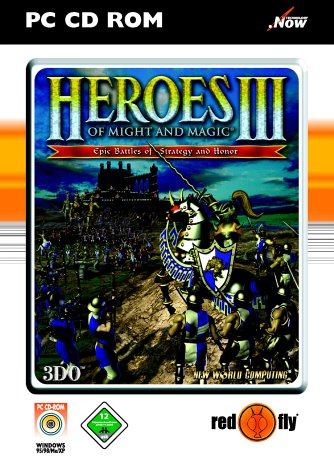 Heroes of Might + Magic 3 HD