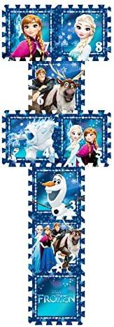 Knorrtoys 21011 – – – Puzzle Tapis – Tapis Frozen 8 (8 pièces) 37a116