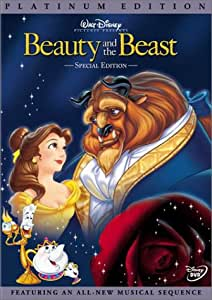 Beauty and the Beast (Disney Special Platinum Edition) [Import USA Zone 1]