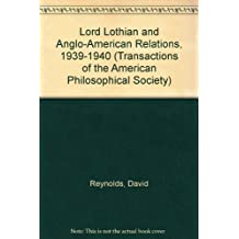 David reynolds books related products dvd cd apparel pictures lord lothian and anglo american relations 1939 1940 transactions of the american fandeluxe Choice Image