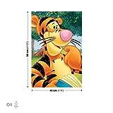 Disney Winnie Pu Bär Tiger Leinwand Bilder (PPD2160O4FW)