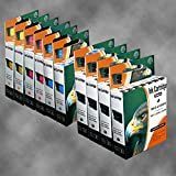 D&C ink cartridges 10er-Set XL-Patronen kompatibel Brother MFC-J410W
