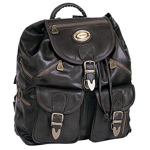 amaro Wanderrucksack Cityrucksack Rucksack Daypack Backpack Braun